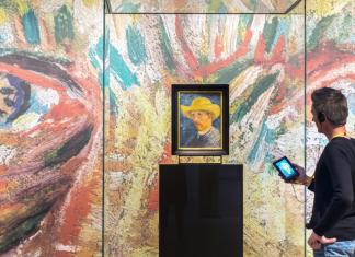 Van Gogh Museum Imagineear