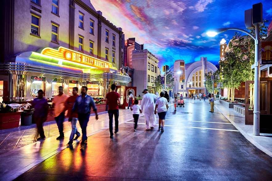 Warner Bros  World Abu Dhabi: Reinventing the movie park for