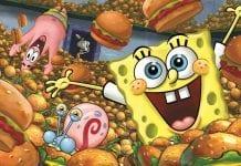 spongebob squarepants nickelodeon asia