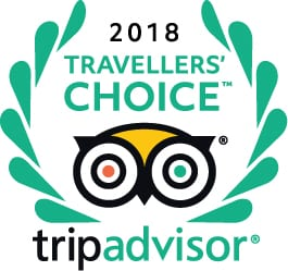 tripadvisor travelers choice award 2018