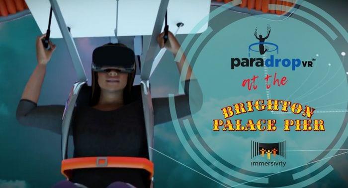 paragliding experience brighton