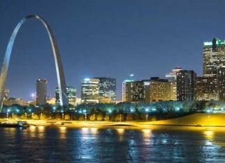 St Louis city