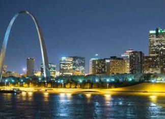 St Louis city