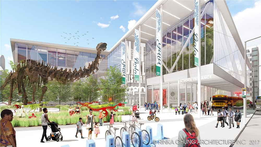 Milwaukee Public Museum (MPM) unveils first hints at its new iteration