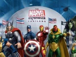 DOF Robotics & Marvel Experience – 4D...