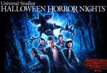 Starger Things Universal Halloween Horror Nights