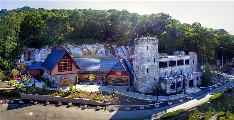 ruby falls expansion design by pgav destinations