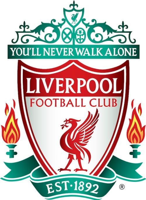 liverpool football club LFC logo