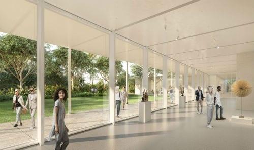 Norton museum of art expansion plans