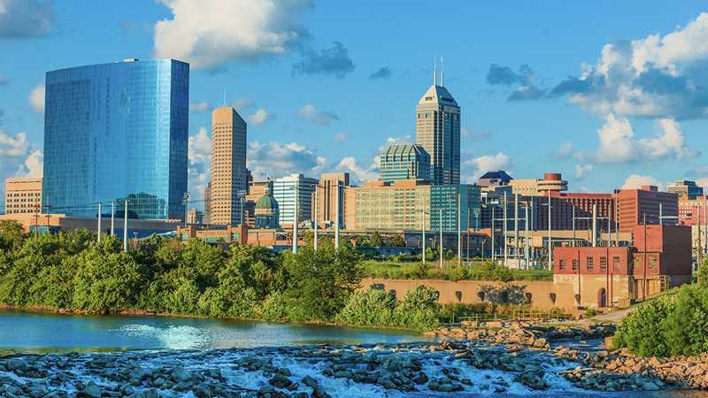 Indianapolis city