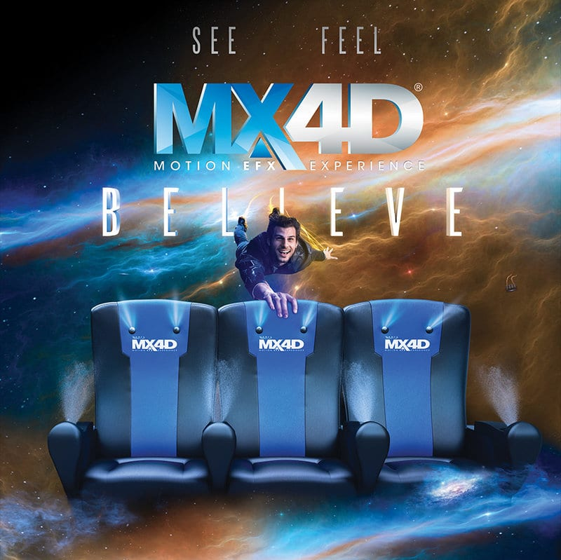 mx4d poster by mediamation