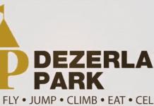 dezerland park logo