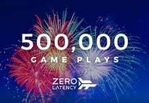 zero latency 500000 plays