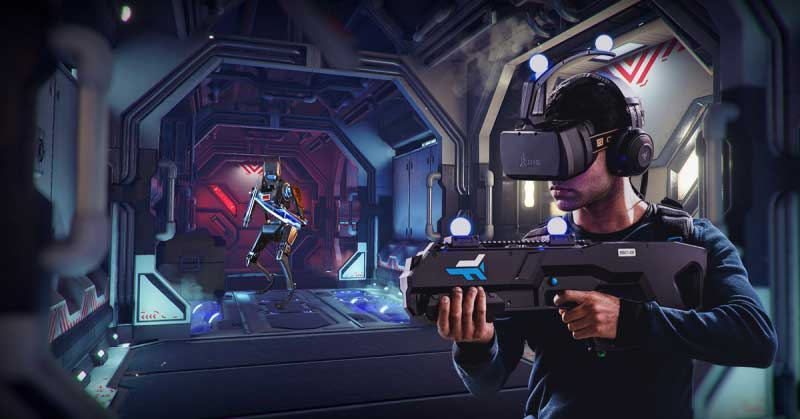 Zero Latency VR games hit half a million plays | blooloop
