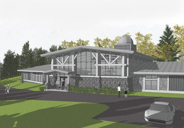 observatory science center plan