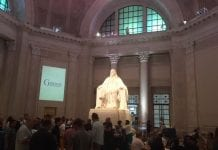 Gateway Ticketing User Group Meeting at the Franklin Institute