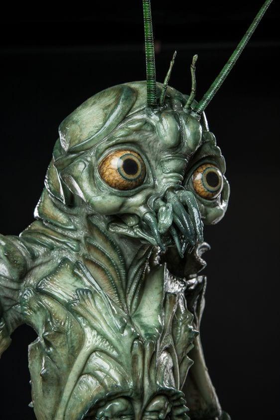 Weta Workshop creature