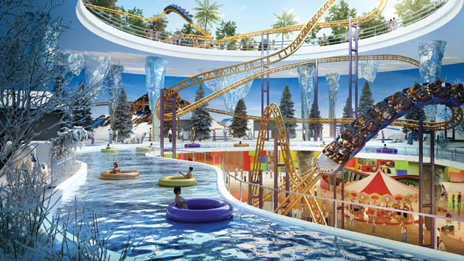 hatten land water park splash world