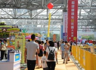 Games and Amusement Fair Exhibit Floor