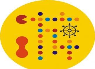 Games and Amusement Fair Logo