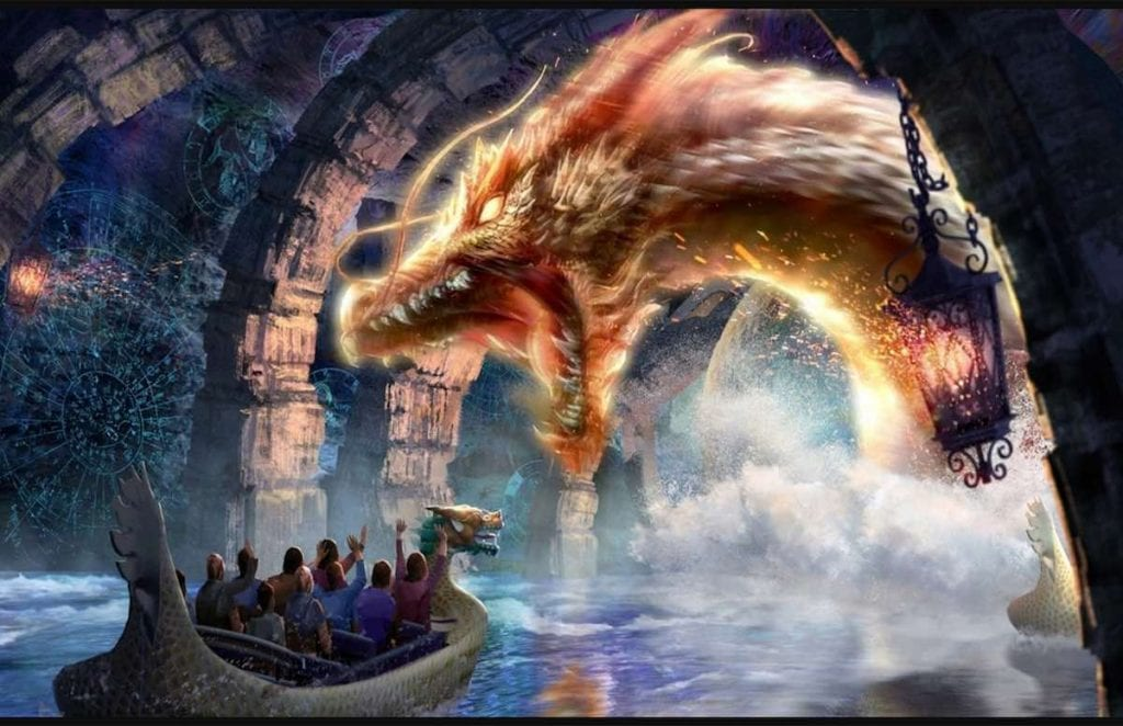 The Circle Magic Castle Novaex Group