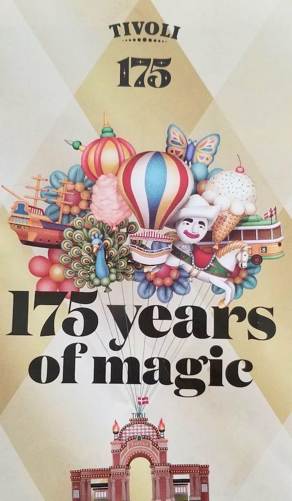Tivoli Gardens 175th anniversary.