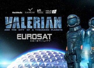 roam & ride valerian poster