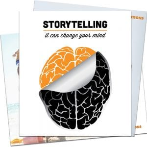 Storytelling: It Can Change Your Mind