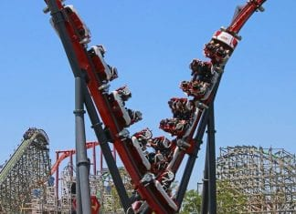 Harley-Quinn-Crazy-Coaster-Six-Flags-Discovery-Kingdo