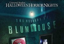 """""""Horrors of Blumhouse"""" returns to Horror Nights with new mazes"""