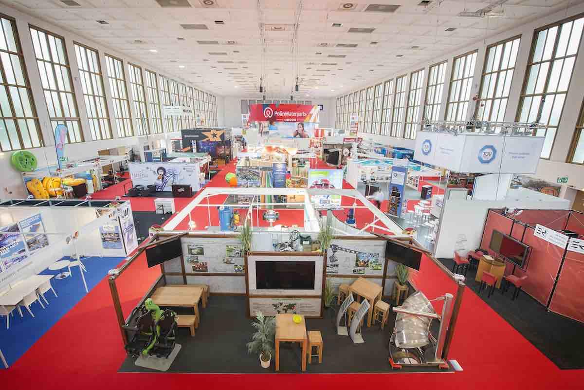 IAAPA Expo Show Floor