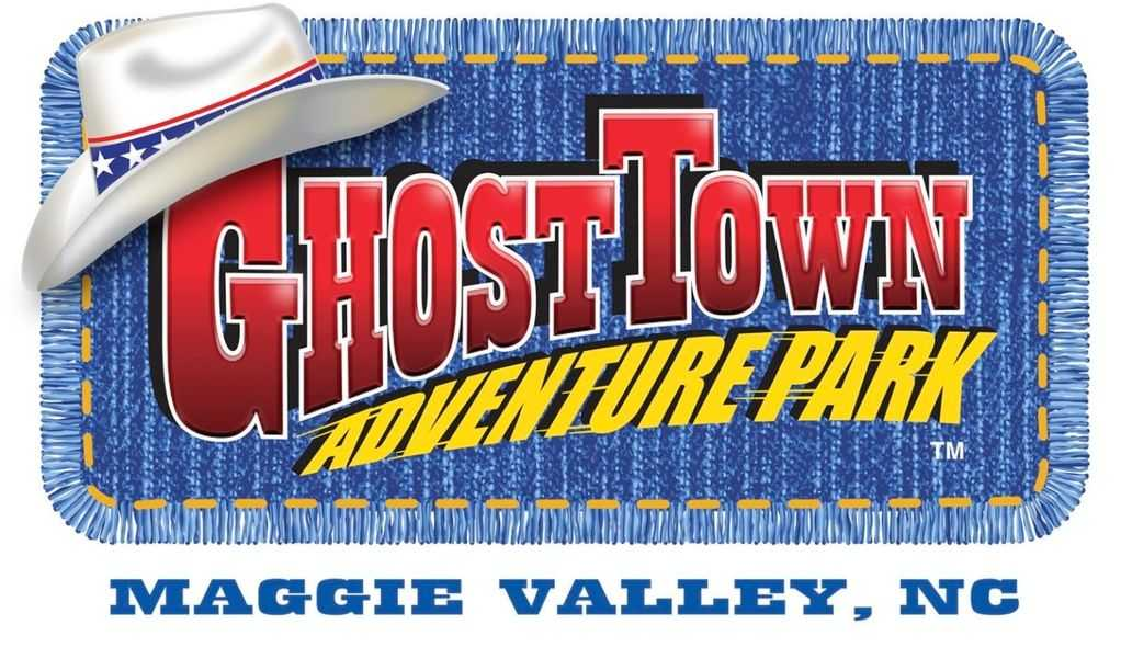 GhostTown Adventure Park Logo