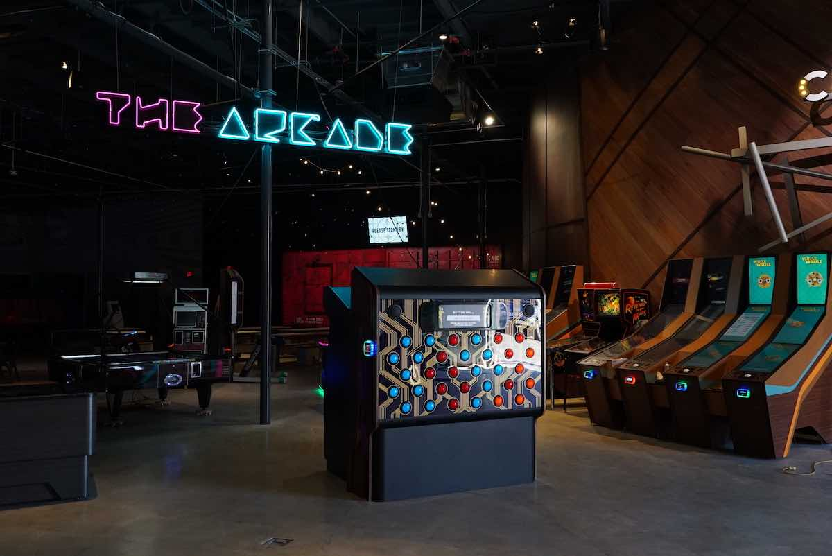 The Arcade Two Bit Circus LA