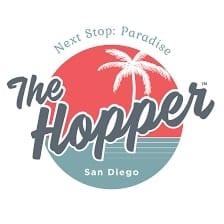 the hopper san diego logo