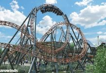 Carowinds reveals new double launch coaster Copperhead Strike