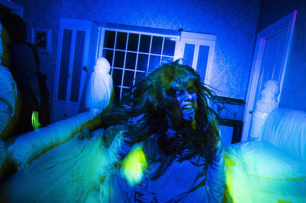 The Exorcist HHN27 Mike Aiello Universal Orlando Halloween Horror Nights