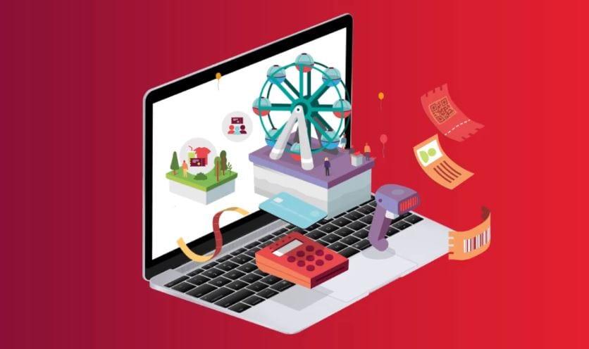 roller software platform for amusement parks