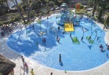 vortex playa montroig splashpad and pool