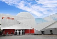 FLYOVER CHINA - Brogent Technologies i-Ride attraction opens in Beijing