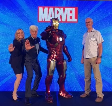 Jennie-Nevin-Steve-Birker-David-Willrich-TEA-Marvel-20181
