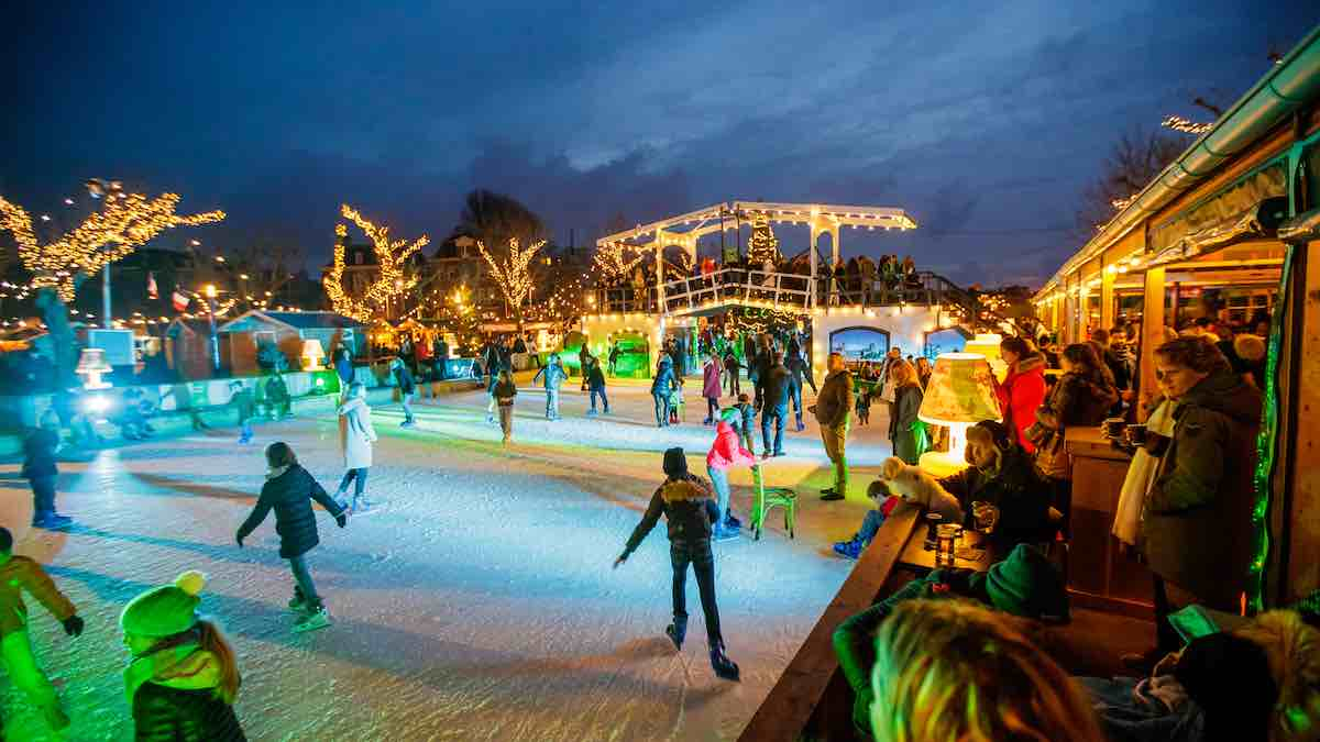 Ice*Amsterdam Swedice ice rink