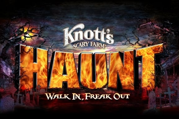 Knotts Scary Farm poster