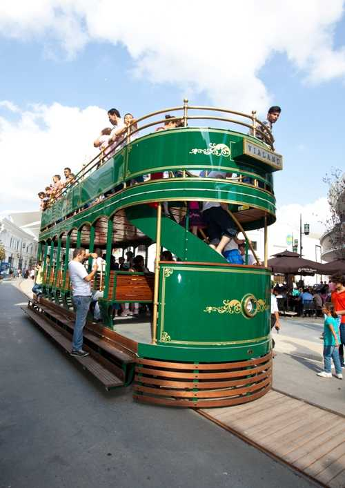 severn lamb period trolley bus transport