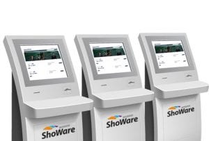 accesso ShoWare kiosk ticketing