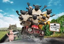 Paradise Country Shaun the Sheep Aardman