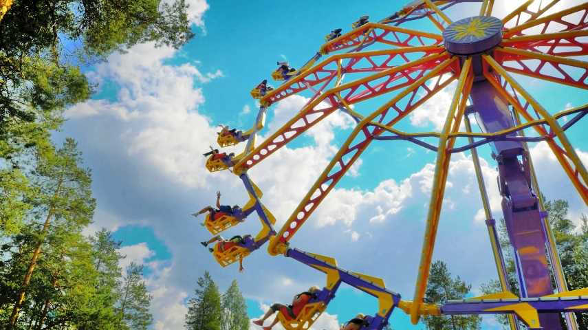 zamperla endeavour ride