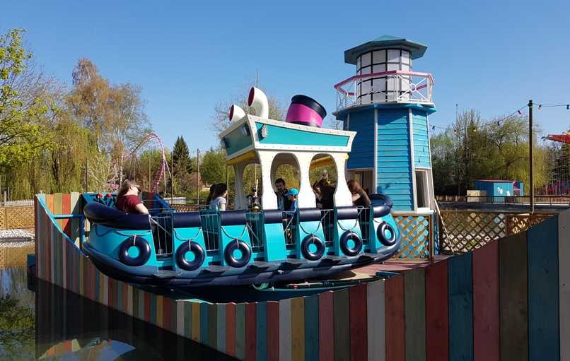 zamperla rockin' tug attraction