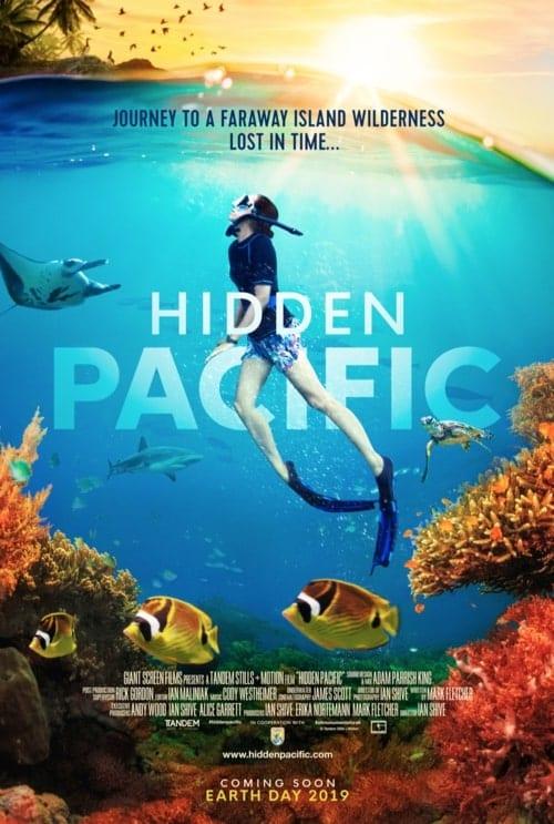 hidden pacific poster