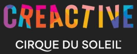 CREACTIVE by Cirque du Soleil Logo