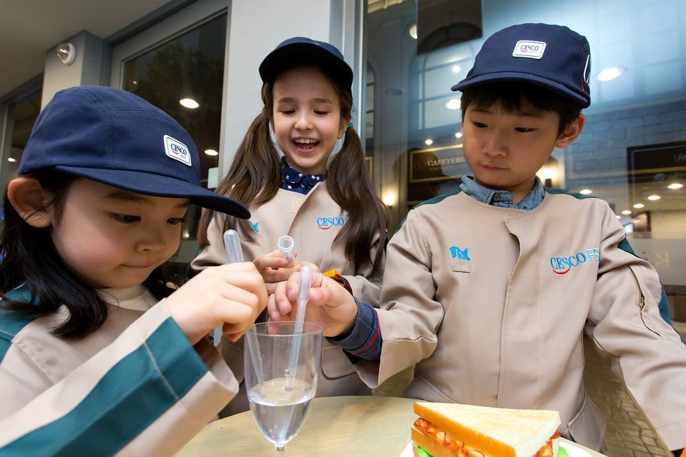 KidZania Environmental and Health Research and Development